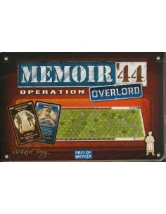 Memoir 44 Map 2 operation Overlord