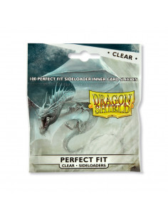 Dragon Shield Perfect Fit Clear Sideloader (100)