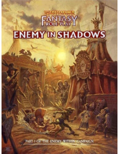 Warhammer RPG Enemy in Shadows EW V1