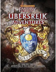 Warhammer RPG Ubersreik Adventures