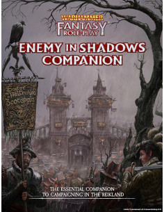 Warhammer RPG Enemy in Shadows Companion