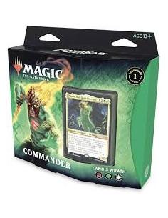 Magic Commander Deck  Zendikar Rising Lands Wrath