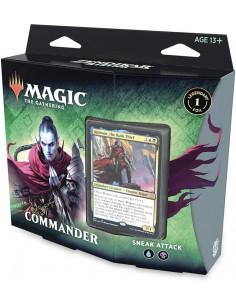 Magic Commander Deck  Zendikar Rising Sneak Attack