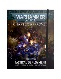 WARHAMMER 40K: TACTICAL DEPLOYMENT MISSION