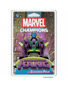 Marvel Champions Card Game The Once And Future