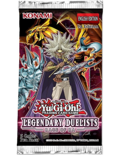 Yu-Gi-Oh! Legendary Duelist 7 Rage of Ra