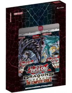 Yu-Gi-Oh! Dragons of Legends Complete Set