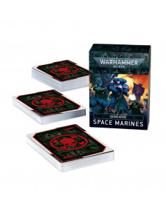 DATACARDS: SPACE MARINES SLÄPPS 10/10
