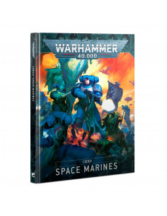 CODEX: SPACE MARINES SLÄPPS 10/10