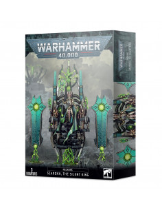 NECRONS: SZAREKH THE SILENT KING SLÄPPS 10/10