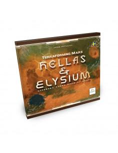 Terraforming Mars Hellas & Elysium (SE)