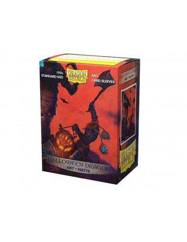 Dragon Shield Matte Halloween (100)