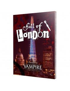 Vampire the Masq. The Fall of London