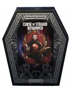 D&D 5th Ed. Curse of Strahd Revamp