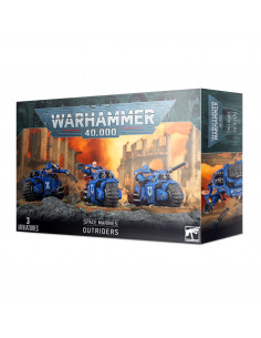 SPACE MARINES OUTRIDERS