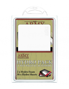 Army Painter Wet Pallette Hydro Pack (Refill)