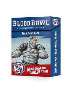 BLOOD BOWL: NECROMANTIC TEAM CARDS SLÄPPS 28/11