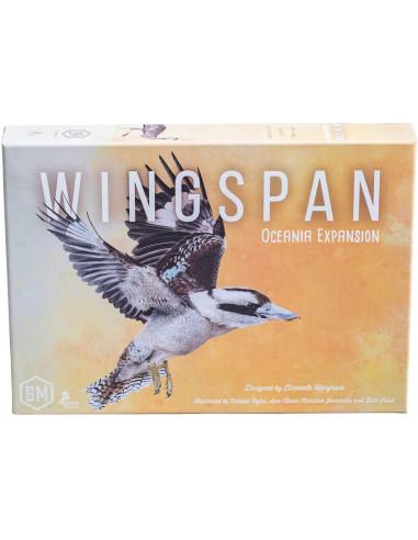 Wingspan Ociania Expansion