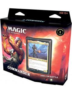 Magic Commander Deck Arm For Battle Commander Legends