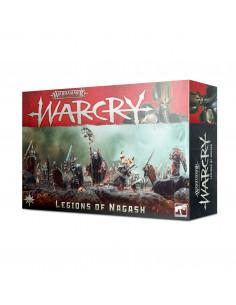 AGE OF SIGMAR WARCRY: LEGIONS OF NAGASH