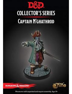 D&D Collectors Series Captain Nghathrod