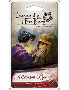 Legend of the Five Rings LCG Shadowed Path