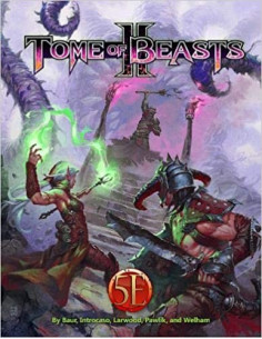 Tome of Beasts 2 D&D 5th Ed.