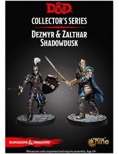 D&D Collectors Series Dezmyr & Zalthar Shadowdusk