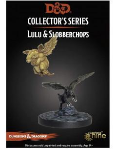D&D Collectors Series Lulu & Slobberchops