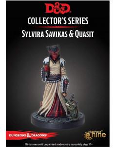 D&D Collectors Series Sylvira Savikas & Quasit