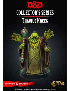 D&D Collectors Series Thavius Kreeg