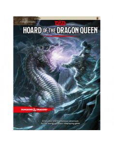 D&D 5th Ed. Hoard of the Dragon Queen
