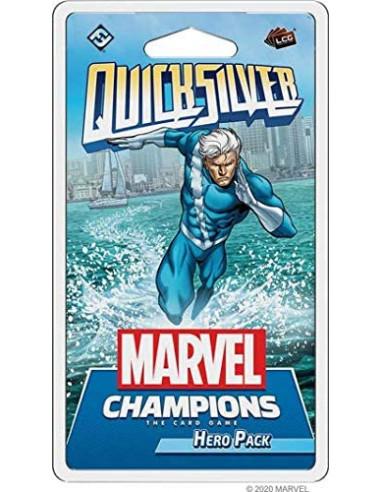 Marvel Champions Quicksilver Hero Pack