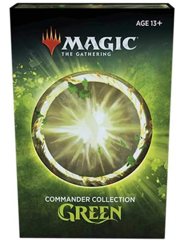 Magic Commander Collection Green