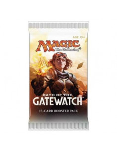 Magic Oath of the Gatewatch Booster