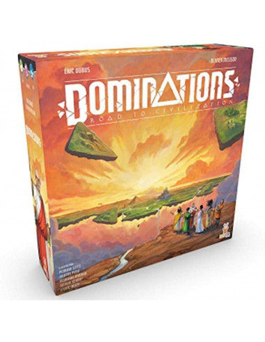 Dominations Core Box