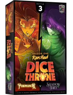 Dice Throne S1Rerolled Box...