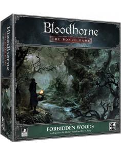 Bloodborne Forbidden Woods