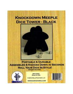 Knockdown Dicetower Meeple...