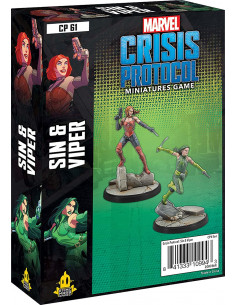 Marvel Crisis Point Sin &...