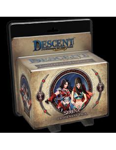 Descent 2nd Ed. Serena Lieutenant