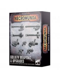 NECROMUNDA: GOLIATH WEAPONS...