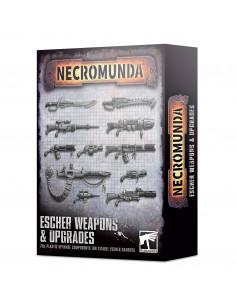 NECROMUNDA: ESCHER WEAPONS...