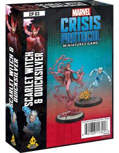 Marvel Crisis Protocol...