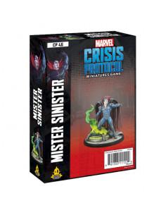 Marvel Crisis Protocol Mr...