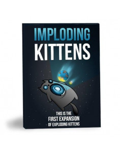 Imploding Kittens Original Exp