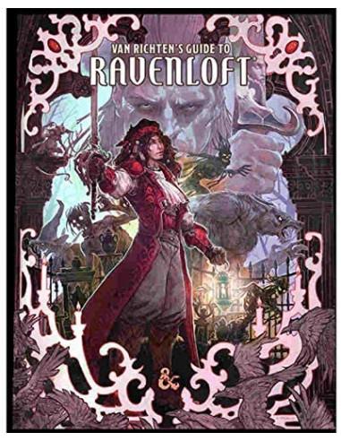 D&D 5th Ed. Van Richtens Guide to...