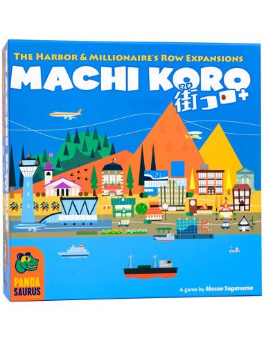 Machi Koro: The Harbor &...