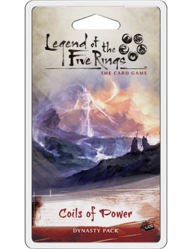 Legend of the Five Rings LCG Coils of...