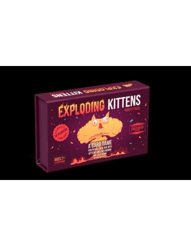 Exploding Kittens Party Pack (SE)